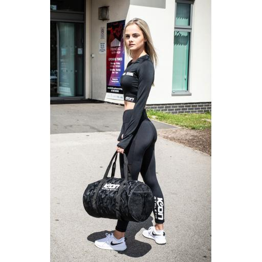 ICON Athletic Camo Roll Bag