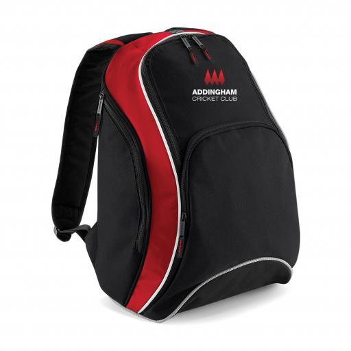 Addingham CC Club Backpack