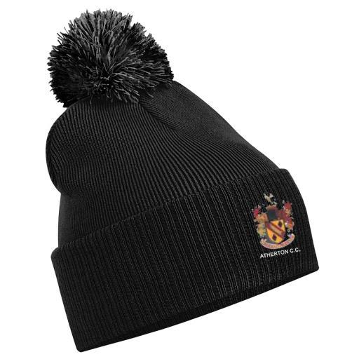 Atherton CC Club Beanie Hat