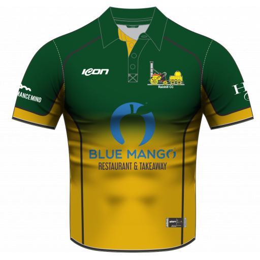 Rainhill CC T20 Shirt - Short Sleeve