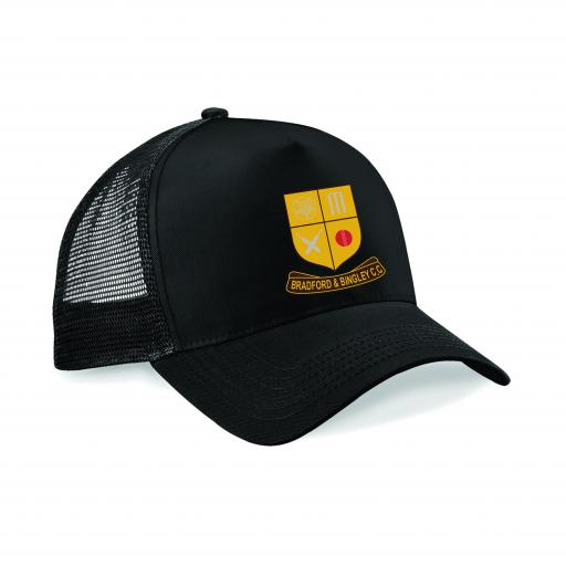 Bradford & Bingley CC Club Trucker