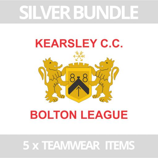 Kearsley CC Silver Bundle