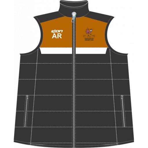 Orpington CC Puffer Vest