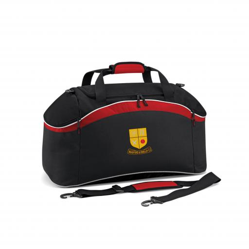 Bradford & Bingley CC Club Holdall