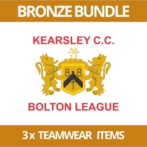 Kearsley CC Bronze Bundle