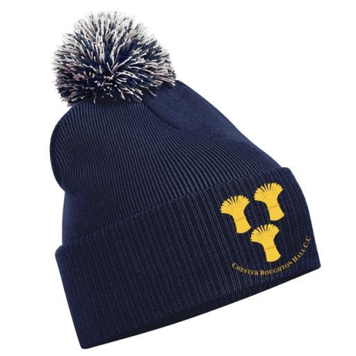 Chester Boughton Hall CC Beanie Hat