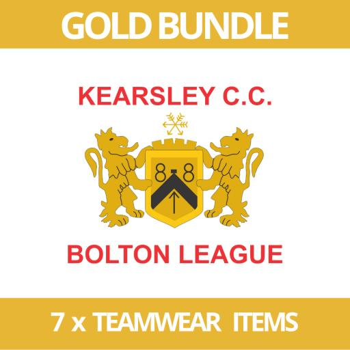 Kearsley CC Gold Bundle