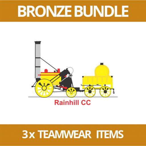 Rainhill CC Bronze Bundle