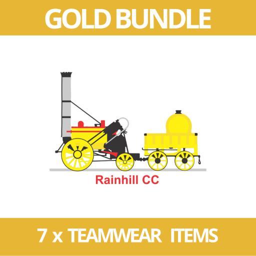 Rainhill CC Gold Bundle