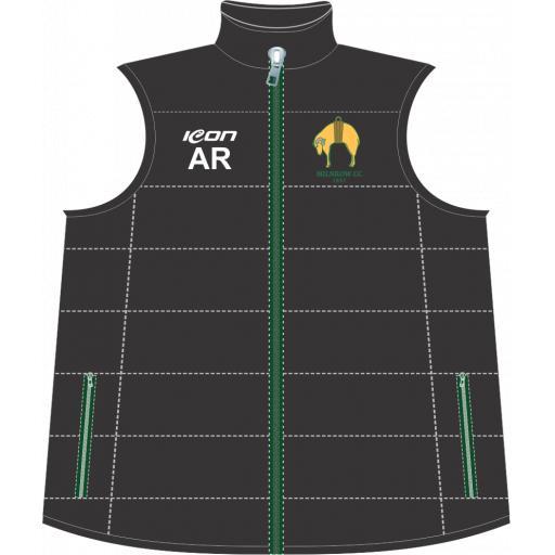 Milnrow CC Puffer Vest