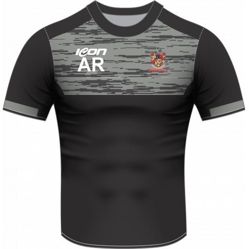 Atherton CC Training T-Shirt - Short Sleeve