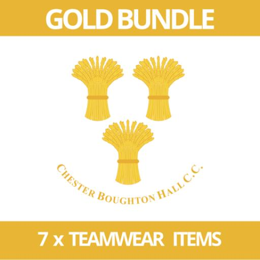Chester Boughton Hall CC Gold Bundle