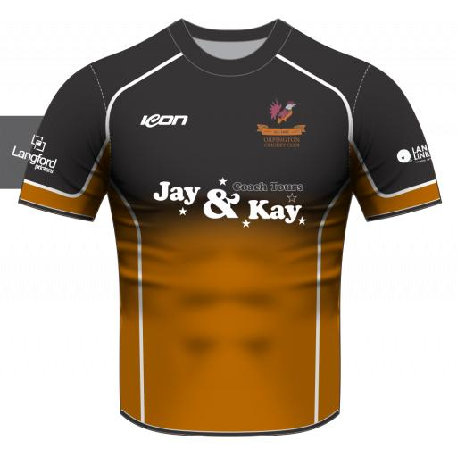 Orpington CC T20 Shirt - Short Sleeve