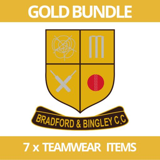 Bradford & Bingley CC Gold Bundle