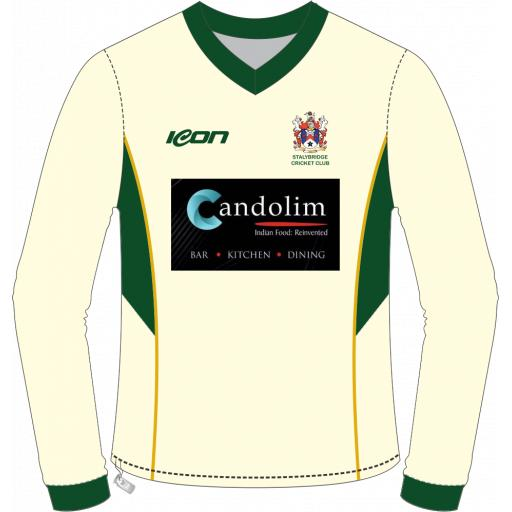 Stalybridge CC Senior Sweater - Long Sleeve