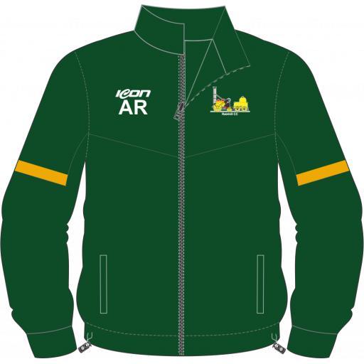 Rainhill CC Rain Jacket