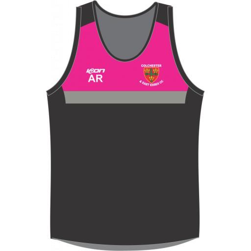 Colchester & East Essex CC Training Vest