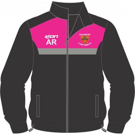 Colchester & East Essex CC Rain Jacket
