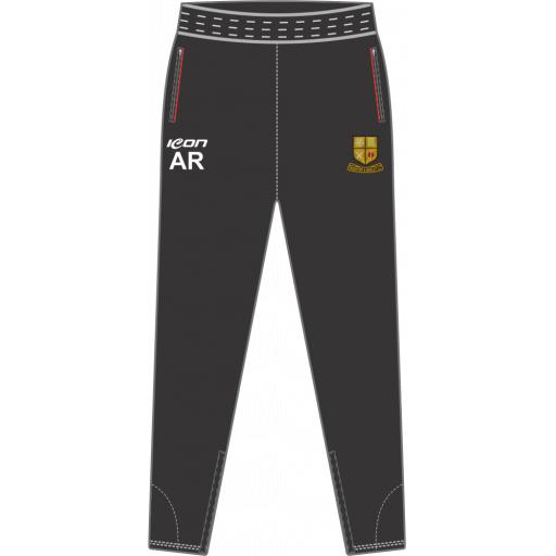Bradford & Bingley CC Skinny Fit Track Pants