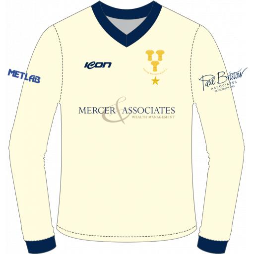 Chester Boughton Hall CC Sweater - Long Sleeve