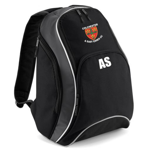 Colchester & East Essex CC Club Backpack