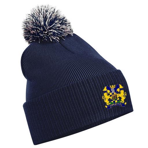 Copley CC Club Beanie Hat