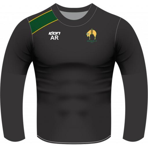 Milnrow CC Training T-Shirt - Long Sleeve