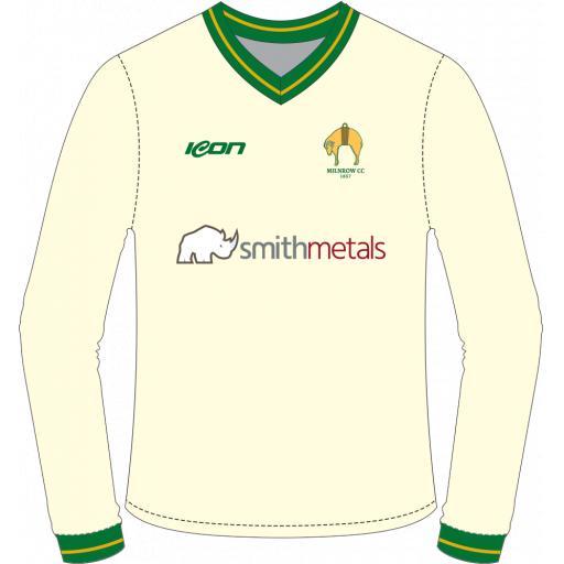 Milnrow CC Sweater - Long Sleeve