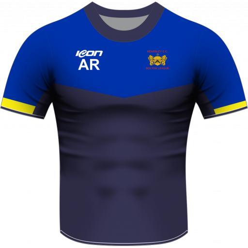 Kearsley CC Training T-Shirt - Short Sleeve