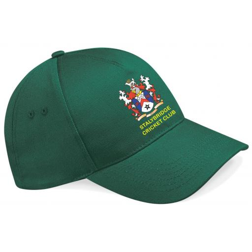 Stalybridge CC Cricket Cap