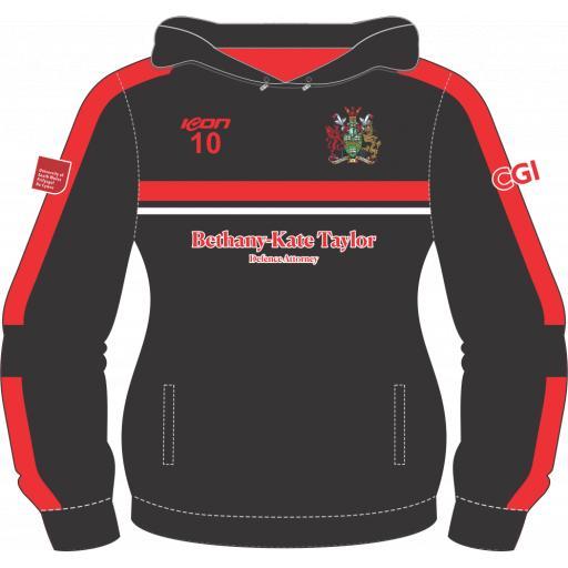 University of South Wales Cricket LADIES Hoodie
