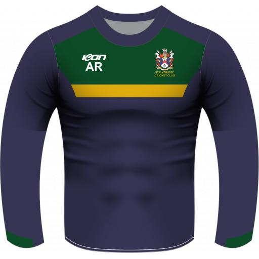 Stalybridge CC Training T-Shirt - Long Sleeve