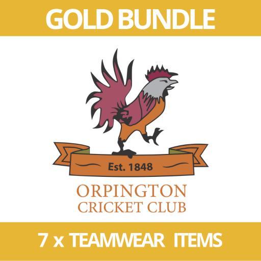 Orpington CC Gold Bundle