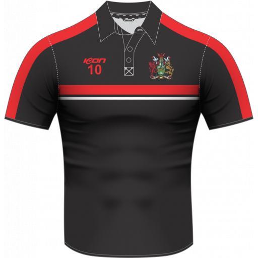 University of South Wales Cricket Polo Shirt