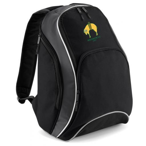 Milnrow CC Club Backpack