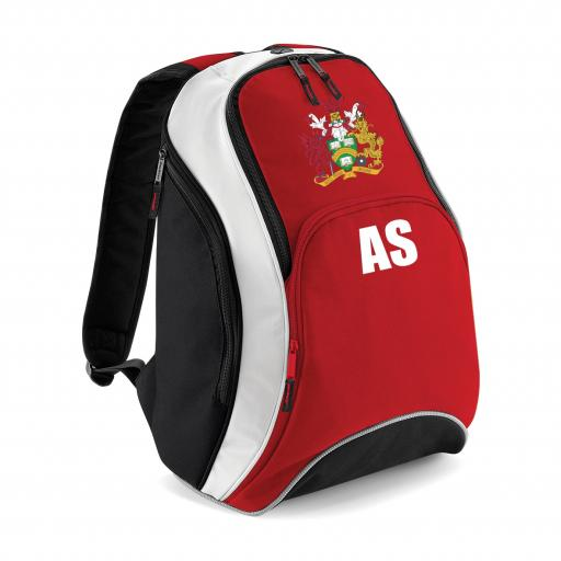 University of South Wales Cricket Backpack