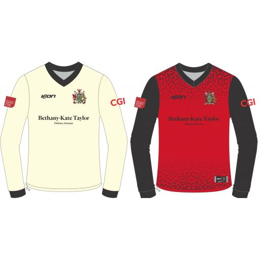 University of South Wales Reversible Cricket Sweater - Long Sleeve