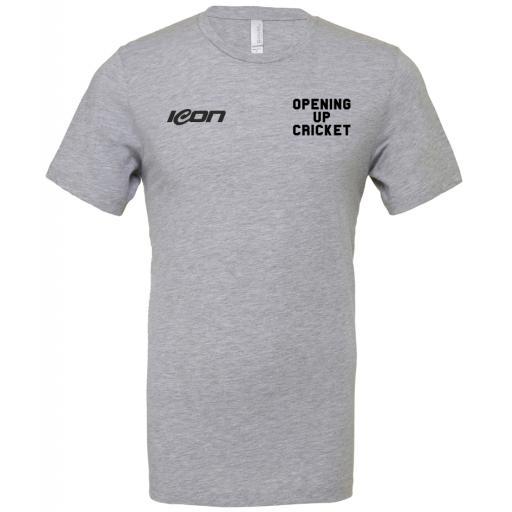 Opening Up Unisex Heather T-Shirt