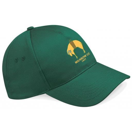 Milnrow CC Cricket Cap