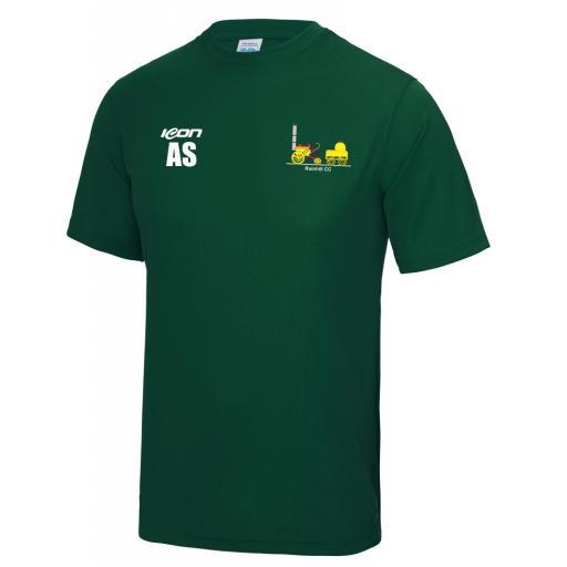 Rainhill CC Club Training T-Shirt