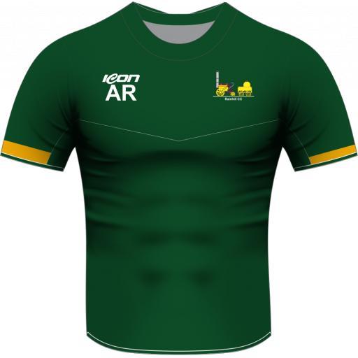 Rainhill CC Training T-Shirt - Short Sleeve