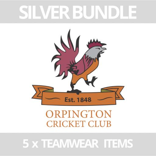 Orpington CC Silver Bundle