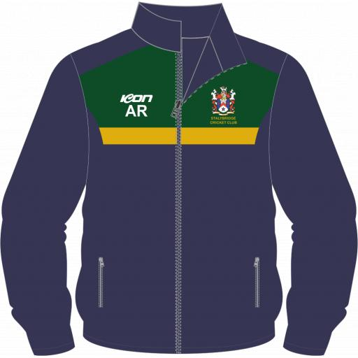 Stalybridge CC Rain Jacket