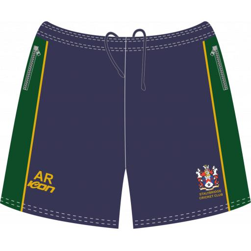 Stalybridge CC Training Shorts
