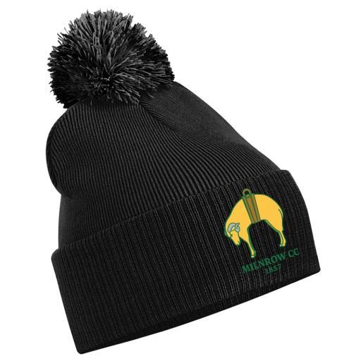 Milnrow CC Club Beanie Hat