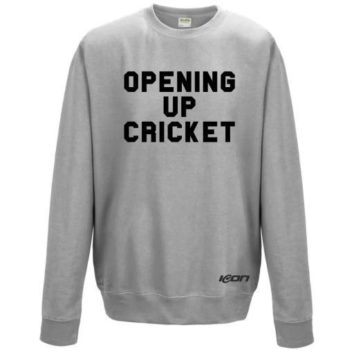 Opening Up Sweatshirt