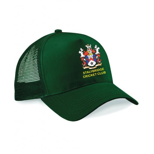 Stalybridge CC Club Trucker