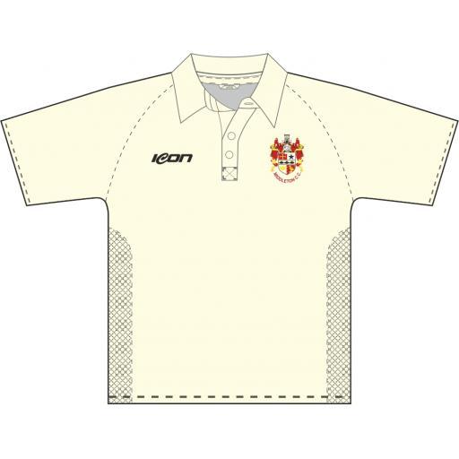 Middleton CC Club Shirt - Short Sleeve