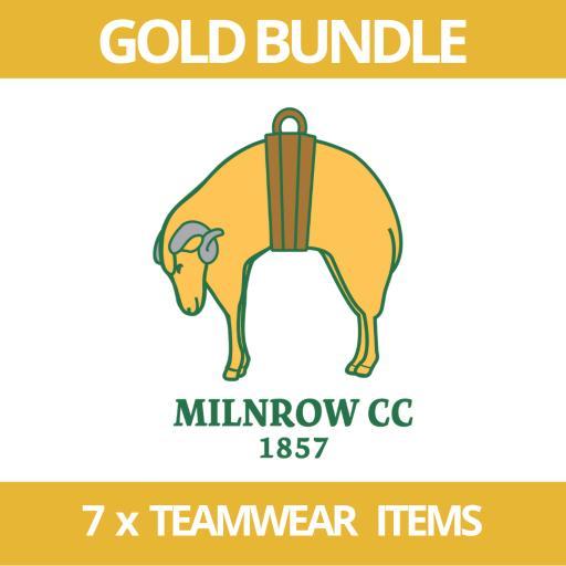 Milnrow CC Gold Bundle
