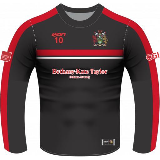 University of South Wales Cricket Training T-Shirt - Long Sleeve